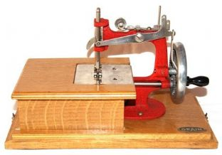 #965 Grain Sewing Machine